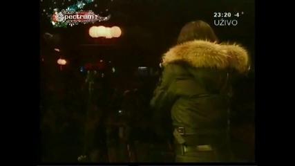 Ceca - Pile - (LIVE) - Lazarevac - (TV Spectrum 2009)