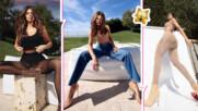 Краката на Клои Кардашиян станаха подозрително огромни, тя отговори на подигравките