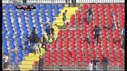ВИДЕО: Феновете на Левски и Марек влязоха в саморазправа