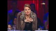 Dancing Stars - Михаела Филева и Светльо танц по четворки(27.05.2014г.)