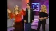Trish Stratus & Celine Dion смях