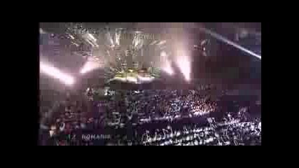 Една от най - яките песни Ev: Mihai Traistariu - Tornero @ Eurovision Final (romania 2006)