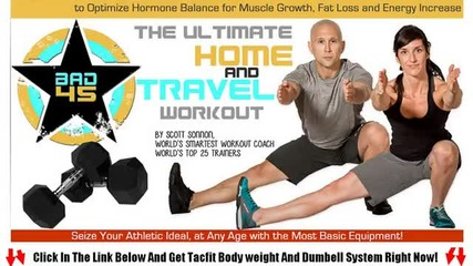 The Tacfit Body weight And Dumbell System Review