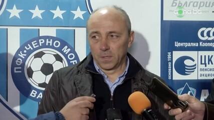 Илиан Илиев: Точките са важни на този етап