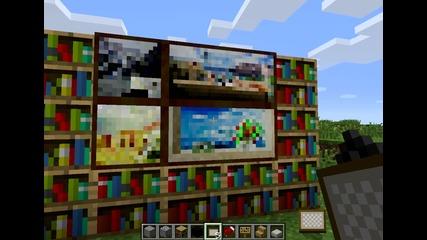 Minecraft:как да си направите телевизор