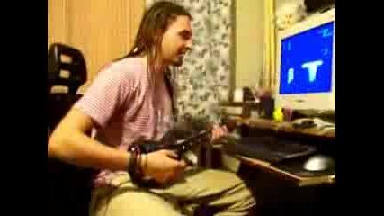 Направи Си Сам Китара За Guitar Hero