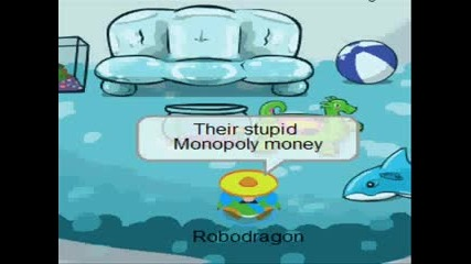 Club Penguin Canadian Idiot Music Video