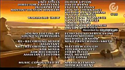 Сътворението 1-ва част (синхронен екип, дублаж на БНТ Канал 1, 2004 г.) (запис)