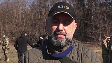 Ukraine: Open drills 'Defend Ukraine' held in Kiev region