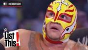 Fünf vergessene SummerSlam-Matches - WWE List This! (DEUTSCH)