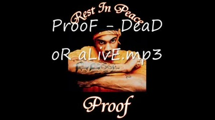 Proof - Dead Or Alive