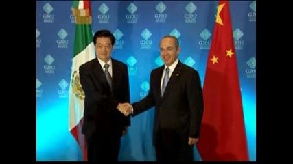 В Мексико започна срещата на лидерите от Г-20