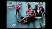 Ferrari tells Felipe Massa Felipe baby,  stay cool! at Malaysian Gp 2009