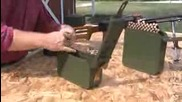 Руска лека картечница - Пкм - легенда