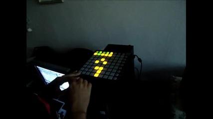 Бледи Напъни/ Фристайл Хип-хоп с Launchpad