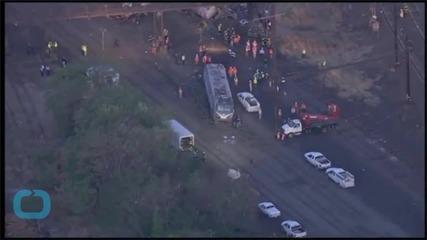 Passengers Recount the Horrors of Philadelphia Amtrak Crash