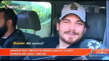Çağatay Ulusoy - Beyaz Tv 06_04_2016
