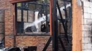 """Жена загина при пожар в къща за гости на плаж """"Кабакум"""""""