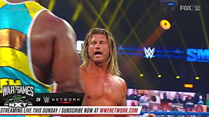 Daniel Bryan, Big E & Rey Mysterio vs. Sami Zayn, Dolph Ziggler & Shinsuke Nakamura: Six-Man Tag Team Match: SmackDown Dec. 4, 2