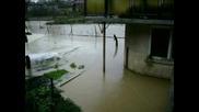 Наводнение Раковица - 18.11.07