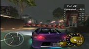 Need For Speed Underground Two A long sprint!