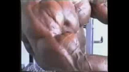 Ronnie Coleman Training Video