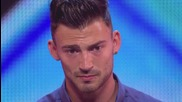 Jake Quickenden sings Jessie J's Who You Are - Arena Auditions Wk 2 - The X Factor Uk 2014