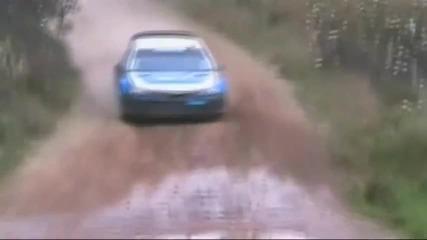 Subaru Impreza Sti Wrc 2009 rally