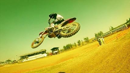 Утре е Grand Prix Samokov 2014 мотокрос. Видео от тренировките днес.