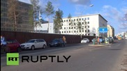 Germany: Federal Security Agency moves to new HQ