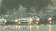 Пороен дъжд в Флорида 15.8.2014
