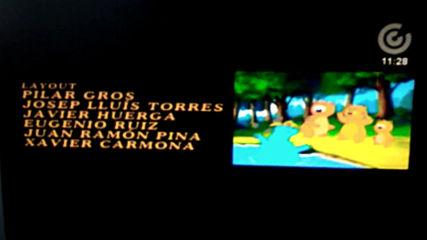 Приключенията на трите мечки (синхронен екип, дублаж на Ретел Аудио-Видео, 2008 г.) (запис)