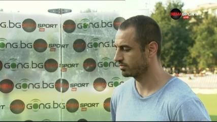 Георги Илиев: Ще се възстановявам в България