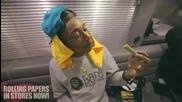 » Wiz Khalifa! Голямо Напушване и Reefer Party