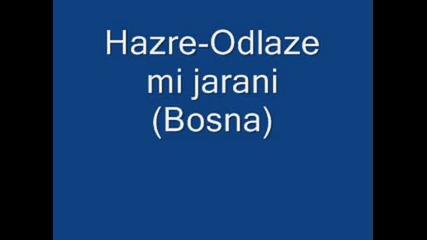 Hajrudin Udvincic Hazre - Odlaze mi jarani (bosna)+линк за сваляне