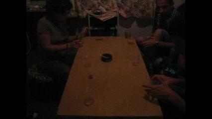 Видинчани Играят Flip Cup В Китен