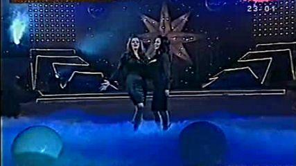 Mira Skoric i Ceca - Ne idi od mene zlato moje - Tv Pink 2007