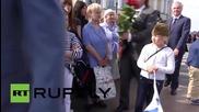 Russia: Navy Day celebrations underway in St. Petersburg