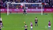Астън Вила - Арсенал 0:2