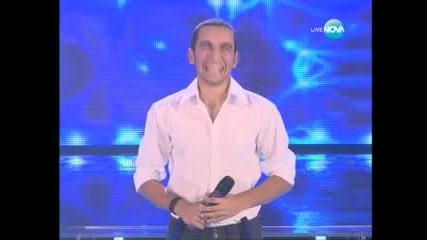 Рафи Разби публиката на X Factor
