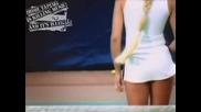 Анна Курникова си показва секси дупето и