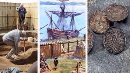 Изумителни американски арехологически открития