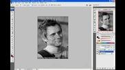 Как Се Прави Напукано Лице На Photoshop