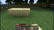 Minecraft-как се прави пирамида