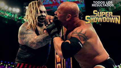WWE Super ShowDown 2020 RESULTADOS: WWE Ahora, Feb 27, 2020