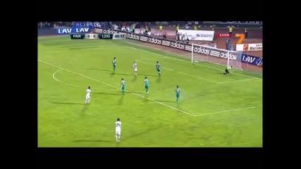 Владислав Стоянов - най-добрият български вратар
