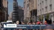 Отбелязаха Световния ден на голото колоездене