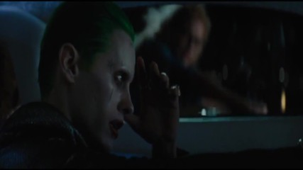 Suicide Squad - Harley Quinn And The Joker Extended Cut