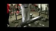 Рони Колман - тежащ 160 килограма - част - 6