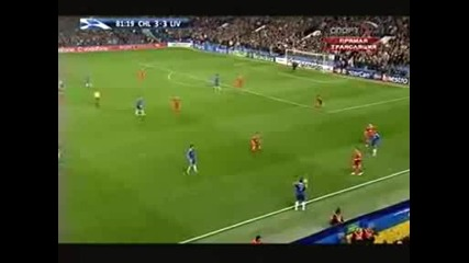 Chelsea vs Liverpool 3:3 Lucas.avi